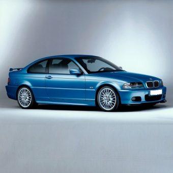 BMW E46 318CI COUPE