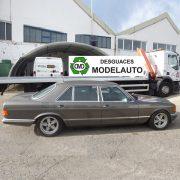 MERCEDES S 500 SEL W126 DESGUACE RECAMBIO OCASION