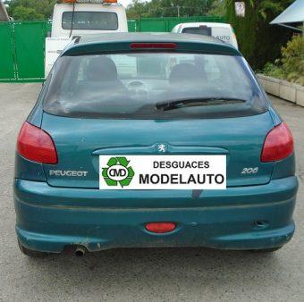 PEUGEOT 206 3p 2C DESGUACE RECAMBIO OCASION