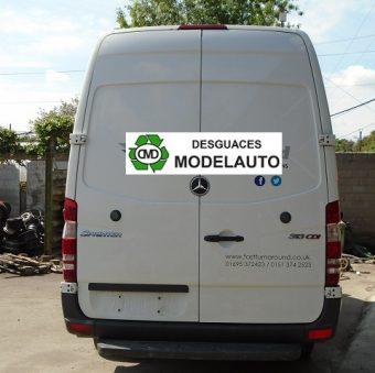 MERCEDES SPRINTER 313 CDi (906) DESGUACE RECAMBIO OCASION