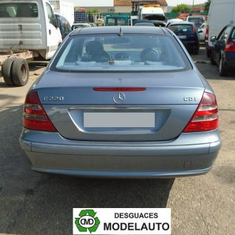MERCEDES E220 CDI (W211) DESGUACE RECAMBIO OCASIÓN