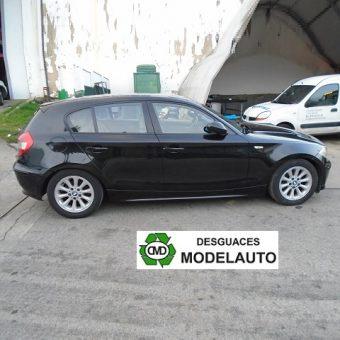 BMW E87 118d DESGUACE RECAMBIO OCASIÓN