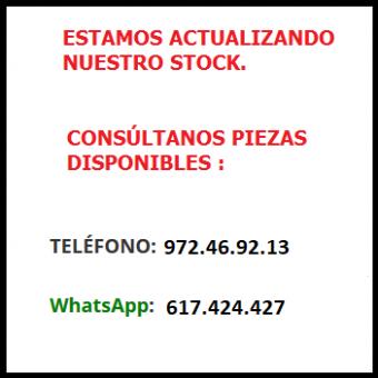 Stock Disponible Material Modelauto